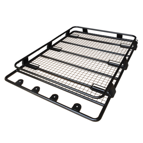High Quality Full Aluminum Alloy Roof Rack Large Platform Trayfor Nissan Patrol Y61